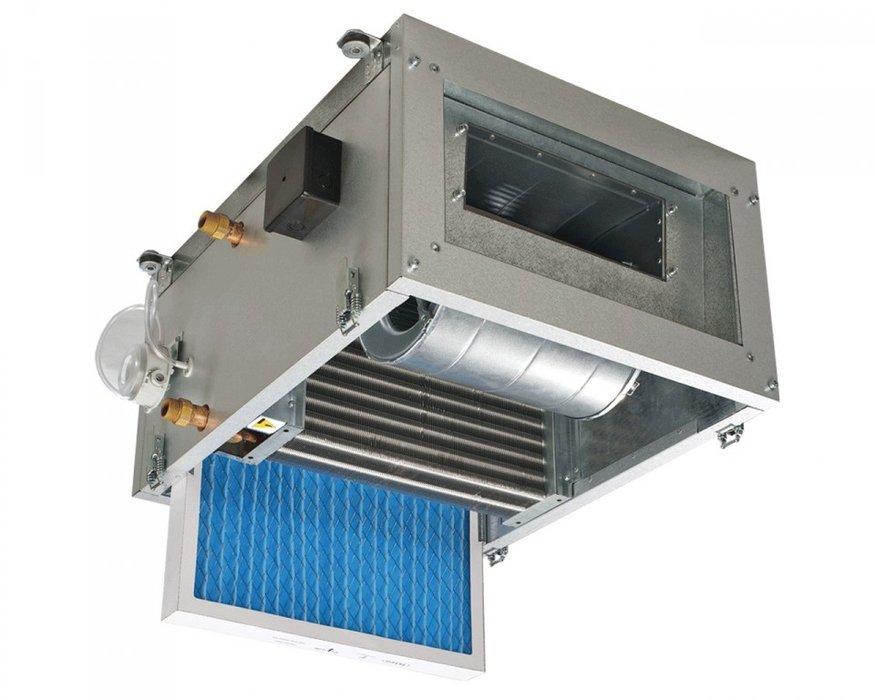 ремонт приточной вентиляции